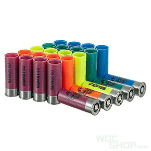 APS Xpower CAM Co2 Cartridge ( 25 Pcs / 5 Colors )-WGCShop