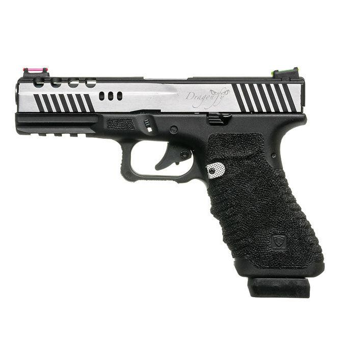 APS Dragonfly-C D-Mod Co2 BlowBack Pistol ( 2 Tone )