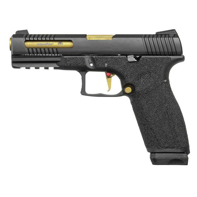 APS Spyder-C Race Connector D-Mod Co2 Blowback Pistol