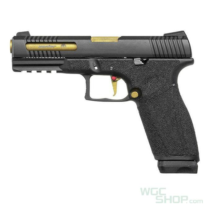 APS Spyder-T Race Connector D-Mod Gas BlowBack Pistol