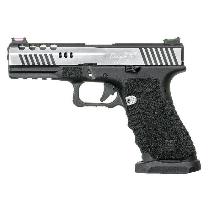 APS Dragonfly-T D-Mod Gas BlowBack Pistol ( 2 Tone )
