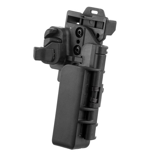 APS Quick Cocking / Tactical Holster for G17 ( Black )