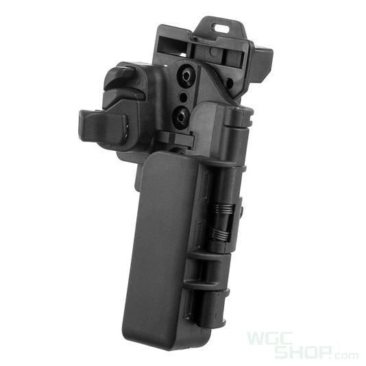 APS Quick Cocking / Tactical Holster for G19 ( Black )