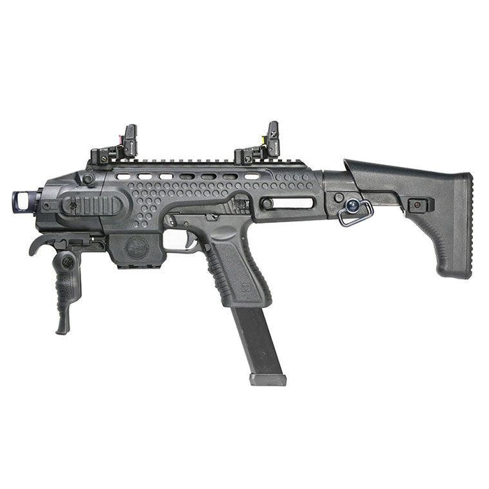 APS Black Hornet Plus Co2 SMG