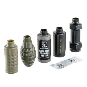 APS Thunder B Multi Package ( 5 Shells with Main Core )