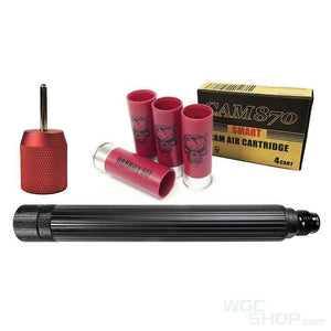 APS Samrt CAM Co2 Cartridge Combo Package A ( Order with CAM1/3 Shotgun Only )