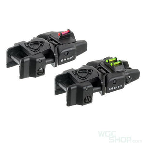APS Rhino Sight Set with Fabric Optic