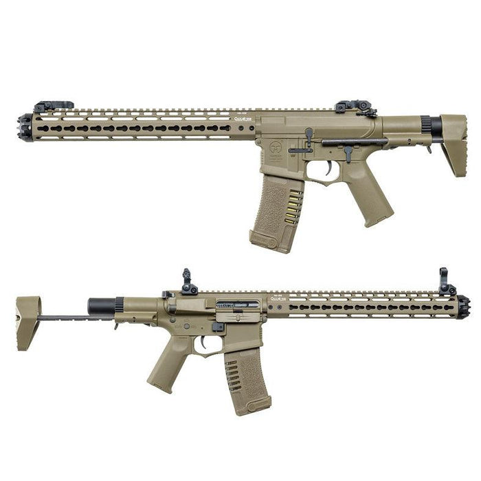 ARES Amoeba AM016 M4 Assault Rifle AEG ( Dark Earth )