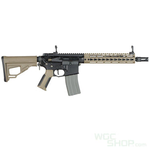 ARES M4-KM Assault Rifle - KM10 ( Dark Earth )-WGCShop