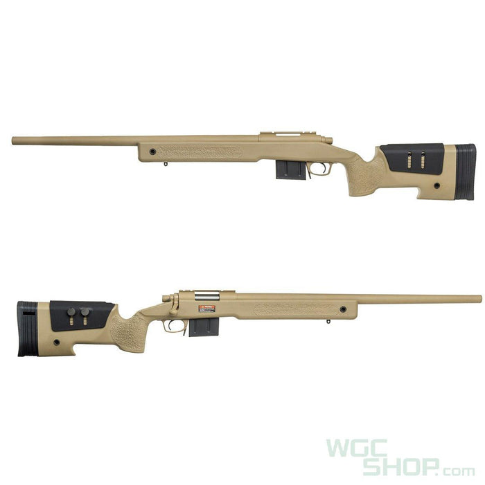 ARES MCM 700X Air Cocking Sniper Rifle ( Tan )