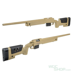 ARES MCM 700X Air Cocking Sniper Rifle ( Tan )-WGCShop