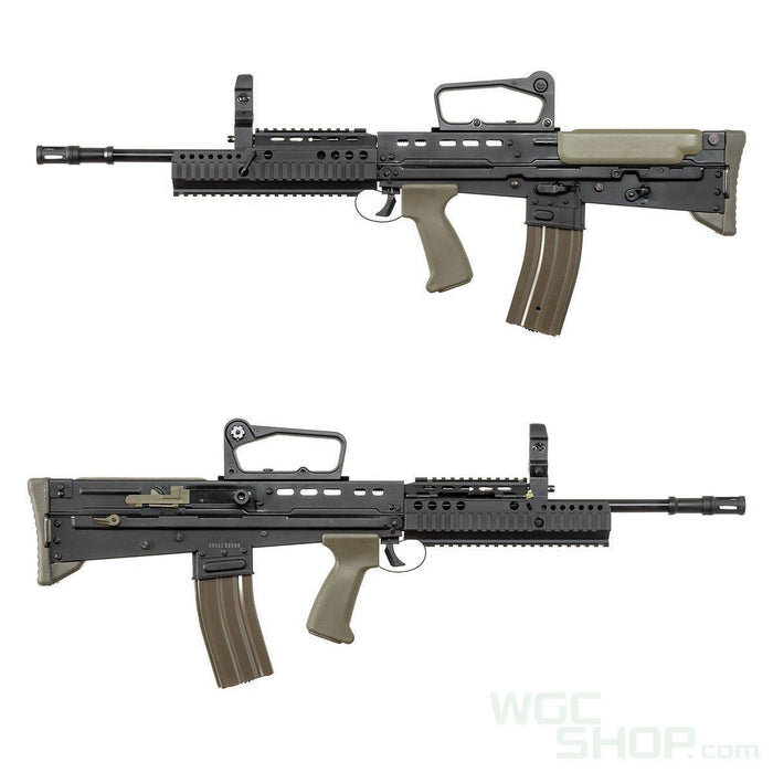ARMY R85A2 Blowback AEG