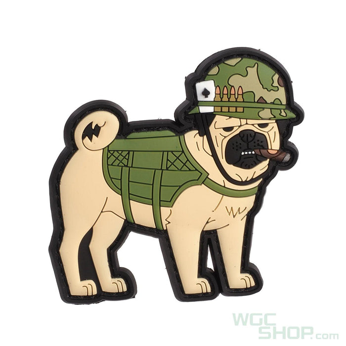 Airsoftology Nam Pug ( Tactipug ) Patch