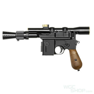 Armorerworks Custom M712 S-War GBBP with Scope & Flash Hider-WGCShop