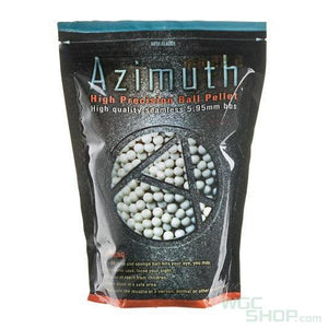 Azimuth 0.25g High Precision 6mm BB ( 1KG Pack )-WGCShop