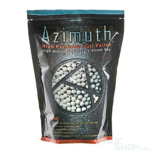 Azimuth 0.20g High Precision 6mm BB ( 1KG Pack )-WGCShop