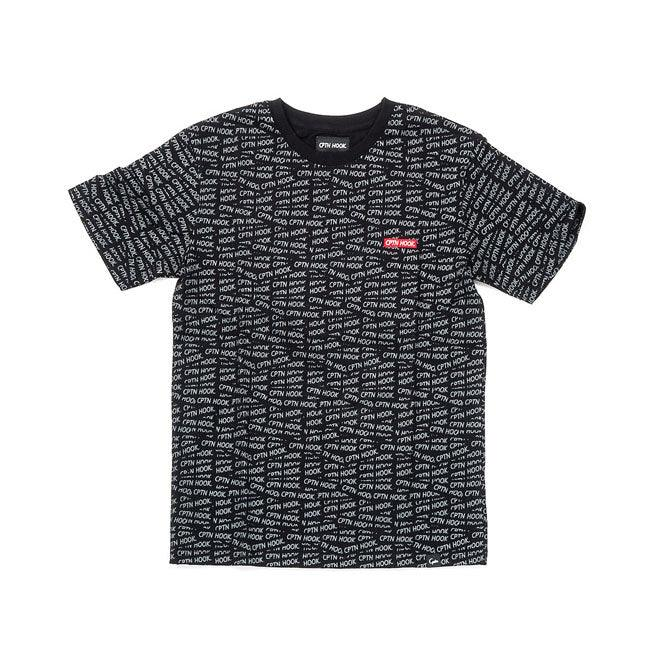CPTN HOOK Full Logo Tee