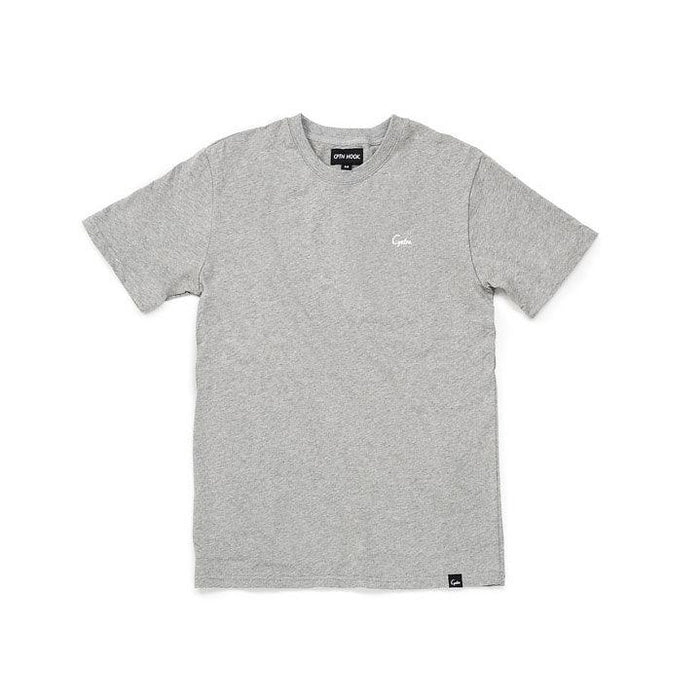 CPTN HOOK Slogan Tee ( Grey )
