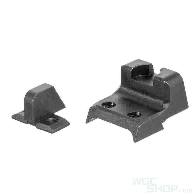 Crusader Steel High Sight Set for VP9 GBB Pistol