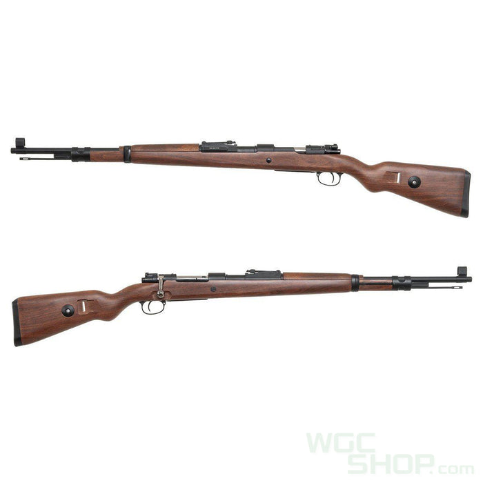 Double Bell 98K Spring Rifle ( Faux Wood / Scope )