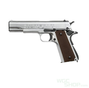 Double Bell 923Y M1911 Gas / CO2 Blowback Pistol ( Silver )