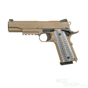 Double Bell 939 MEU Gas / CO2 Blowback Pistol ( Tan )
