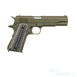 Double Bell M1911-7 Gas Blowback Pistol ( OD )