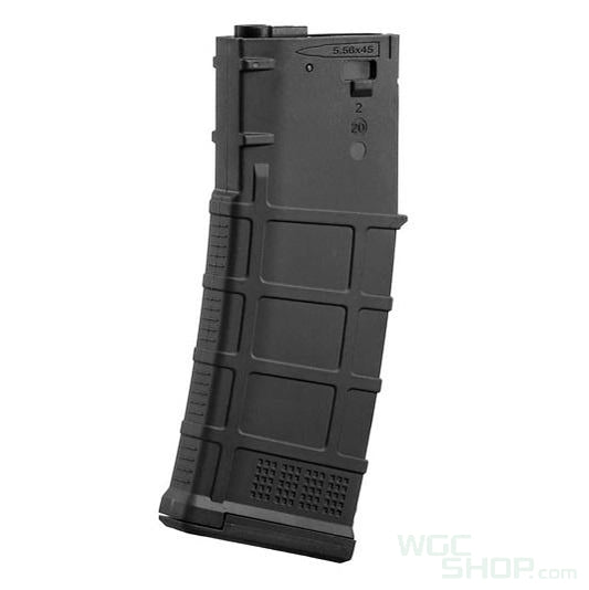 D-Day M4 Hi-Cap Flash AEG Magazine ( No Marking )