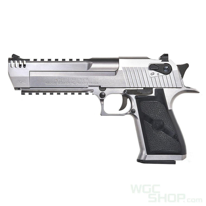 Cybergun / WE Desert Eagle L6.50AE GBBP ( Silver )
