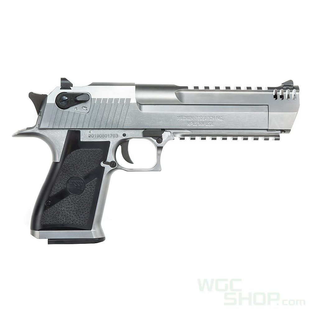 Cybergun We Desert Eagle L6 50ae Gbb Pistol Silver Airsoft Aeg Gas Blowback Upgrade Parts