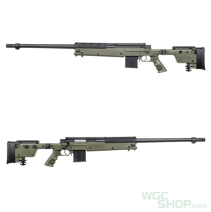 Well MB4407D Sniper Rifle w/ Scope & Bipod