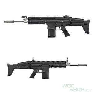 Cybergun / WE SCAR-H GBB ( Black )-WGCShop