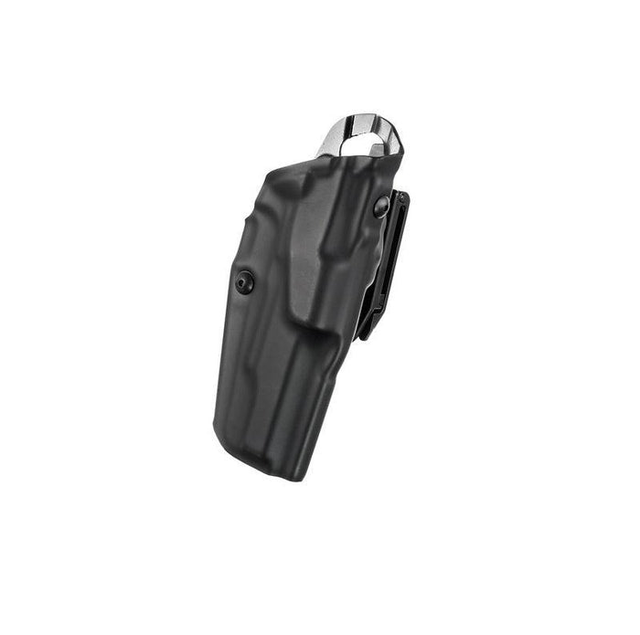 Safariland 6379 ALS Clip On Holster for M&P9C ( STX Plain Black / Right Hand )