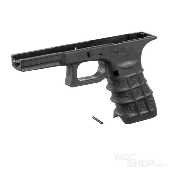 Nine Ball Custom Grip NEO for Marui G18C GBB Pistol ( Black )