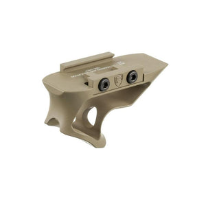 PTS Fortis Shift Short Angle Grip Rail Mount Version ( Dark Earth )-WGCShop