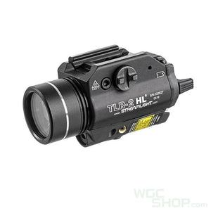 Streamlight TLR-2 HL / Red Laser-WGCShop