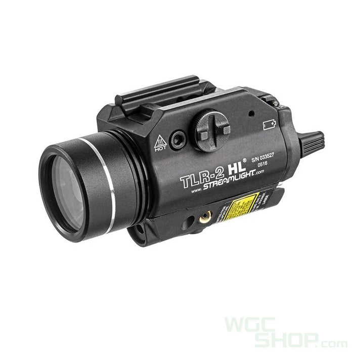 Streamlight TLR-2 HL / Red Laser
