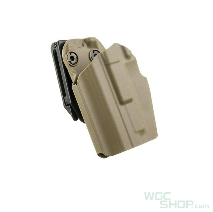 Safariland 579 GLS Pro-Fit Holster with Belt Clip ( Subcompact / FDE / Left Hand )