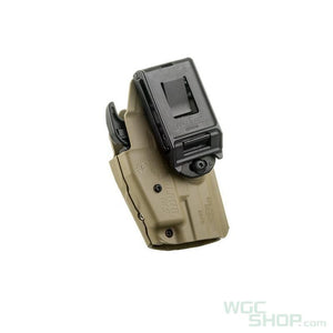 Safariland 579 GLS Pro-Fit Holster with Belt Clip ( Compact / FDE / Left Hand )