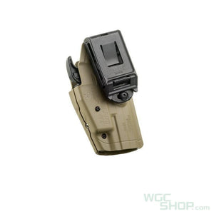 Safariland 579 GLS Pro-Fit Holster with Belt Clip ( Standard / FDE / Left Hand )