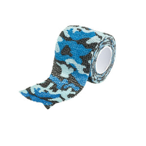 Element CAMO Cotton Tape ( 3D Ocean )