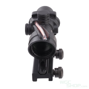 HWO TA-31 4X Optical Fiber Scope ( for Airsoft Only )