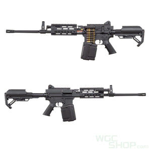 Golden Eagle FightLite MCR LMG AEG ( Belt Fed Upper )-WGCShop
