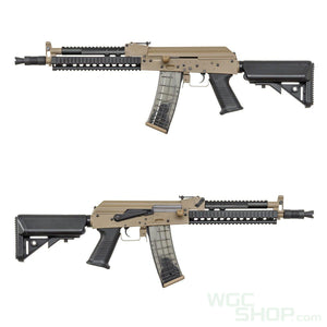 Golden Eagle AK47 Tactical AEG-WGCShop