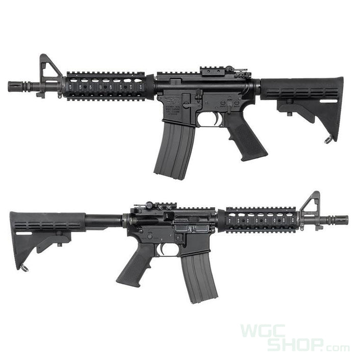 GHK M4 RIS GBB Rifle ( Navy Marking )