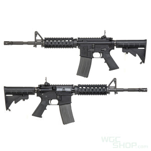 GHK M4 RIS GBB Gas Blowback Rifle ( Colt Marking )