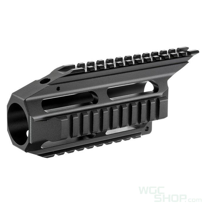 GHK CNC Tactical Rail Kit / Front Tactical Handguard for AUG GBB Rifle