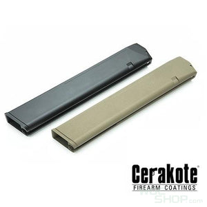 Guarder Aluminum Magazine Case for Marui G17 / 18C / 22 / 34 ( Extended )