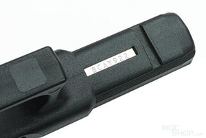 Guarder Stainless Serial Number Tag for Marui G17 Gen.4 GBB Pistol