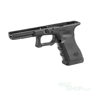 GunsModify Polymer Gen 3 RTF Frame for Marui G-Series ( Plain S-Style / Black )-WGCShop